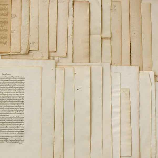 <p>Professor and MacArthur Fellow, Tim Barrett explores the history, composition, craft, and conservation of paper through time.</p>