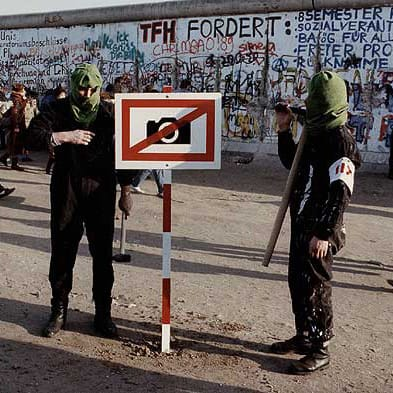 "<p>Creative Alternatives examines artists in East and West Berlin experimenting with action art (including performance, installation, and art ""actions"" in public space) in the decades surrounding German unification in 1989/90.</p>"