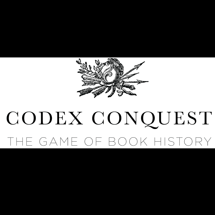 <p>Codex Conquest teaches students to recognize the most important printed books of Western civilization by their nation, century, genre, and current monetary value. Along the way, students learn world history and the scenarios that influence the shape of collections at institutions.</p>
