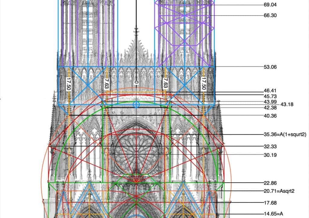 <p>This site exists to document and share the results of Professor Robert Bork's ongoing inquiry into the geometry of art and architecture, which has deep roots.</p>