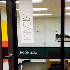 The Seam: Students Engage At Main