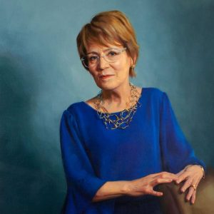 Mary Sue Coleman, University of Iowa President 1995-2002