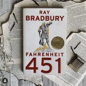 Ray Bradbury Fahrenheit 451 Readathon