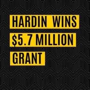 Hardin Library wins $5.7 million grant